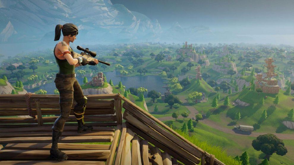 درآمد یک میلیارد دلاری بازی Fortnite