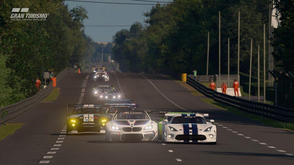 تعداد مخاطبهای بازی Gran Turismo Sport به 5 میلیون نفر رسید