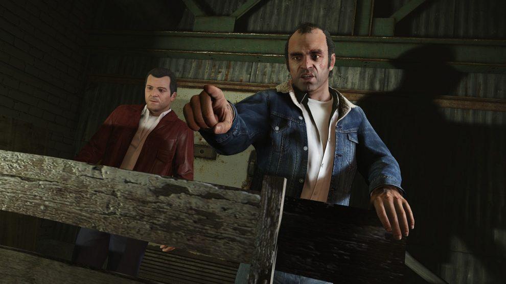 صدرنشینی بازی GTA 5 در فروش دیجیتال PS4 ماه ژوئن