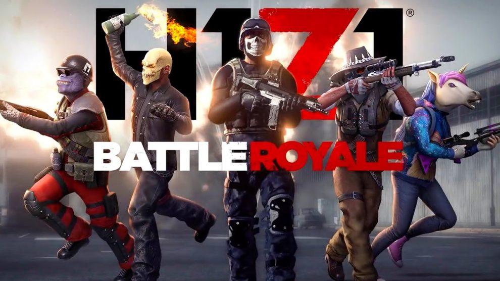 تاریخ عرضه بازی H1Z1 Battle Royale