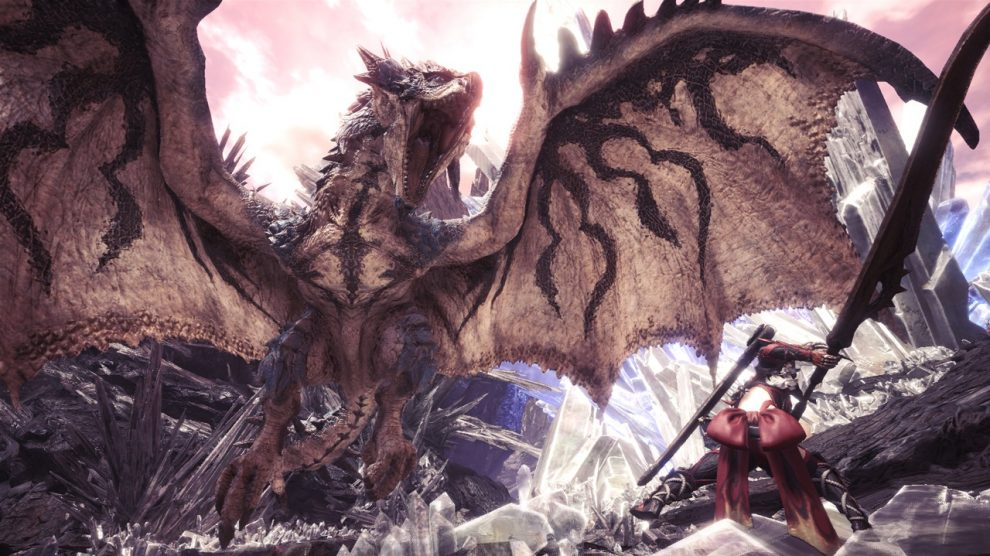 انتشار تصاویر و اعلام تاریخ عرضه بازی Monster Hunter World برای PC