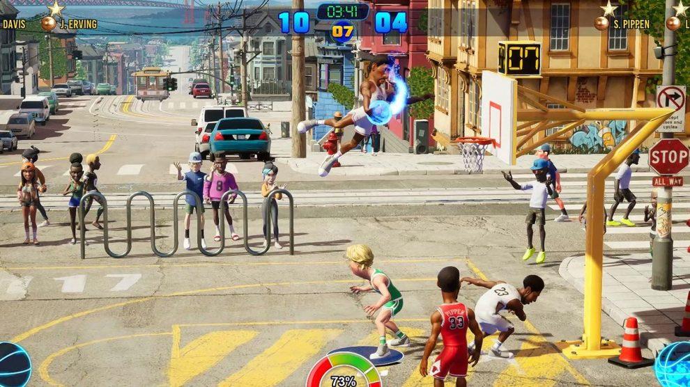 پاییز بازی NBA Playgrounds 2 عرضه میشود