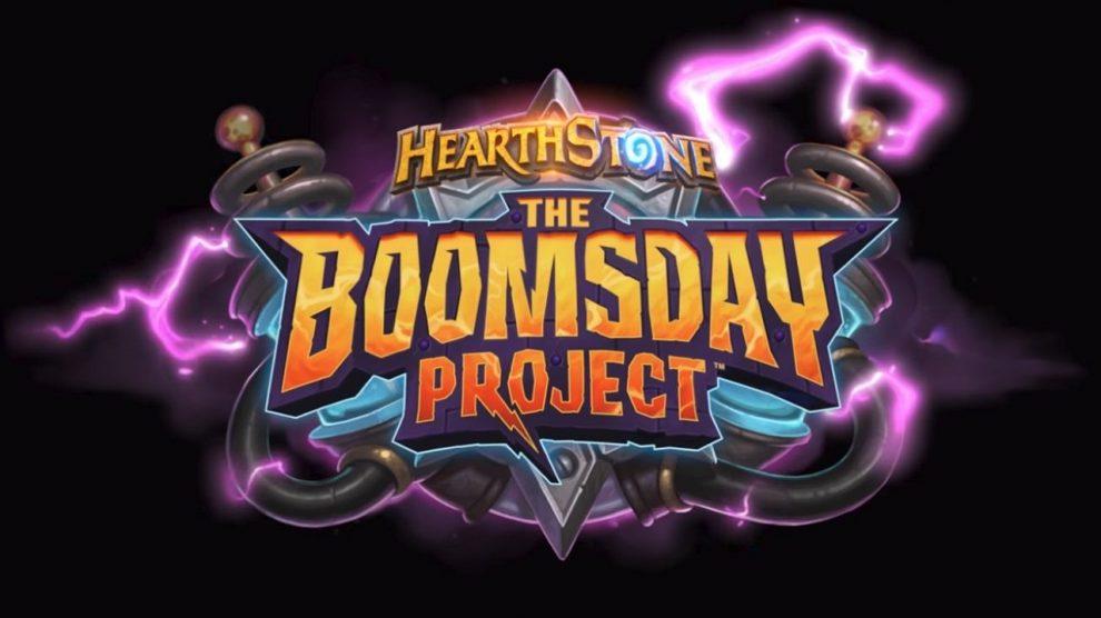 اعلام تاریخ عرضه بسته اضافهشونده Boomsday Project بازی Hearthstone