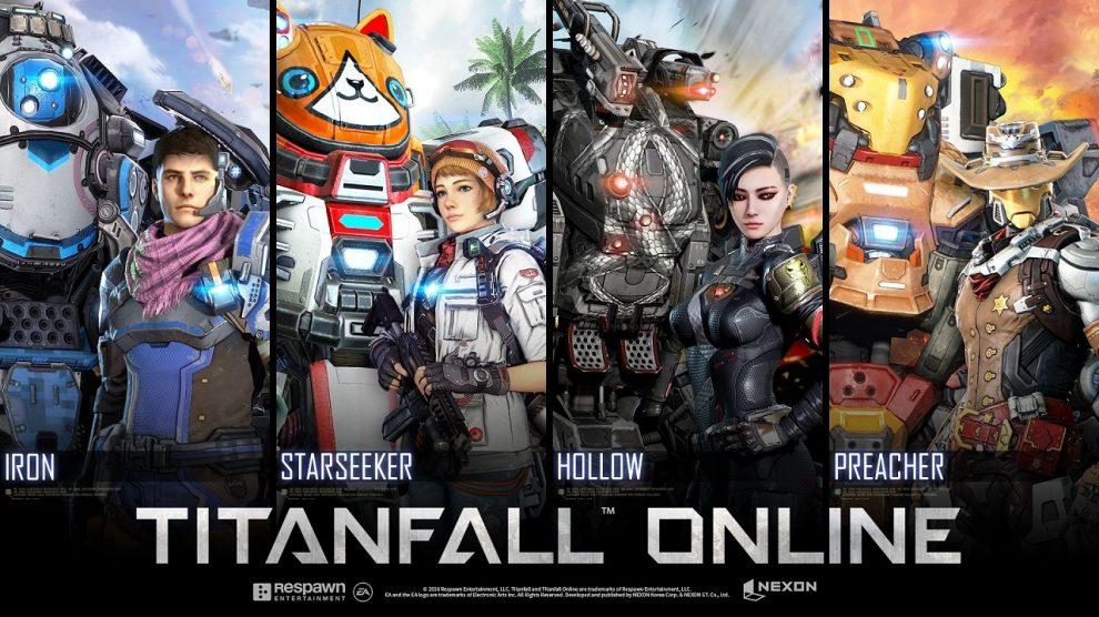 ساخت بازی TitanFall Online متوقف شد