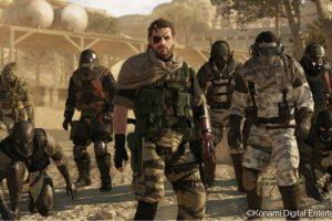 فیلمنامه Metal Gear Solid