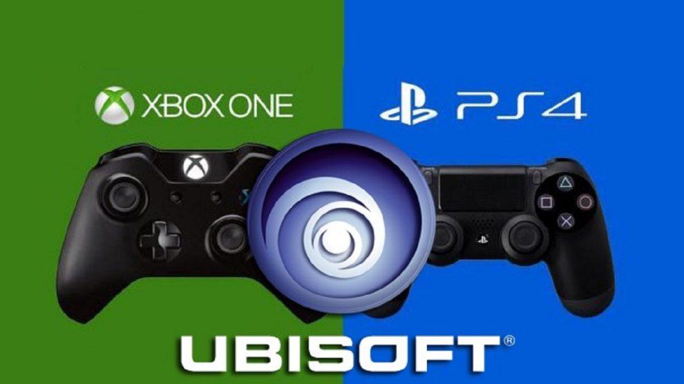 همچنان بیشتر درصد فروش بازیهای Ubisoft به PS4 اختصاص دارد