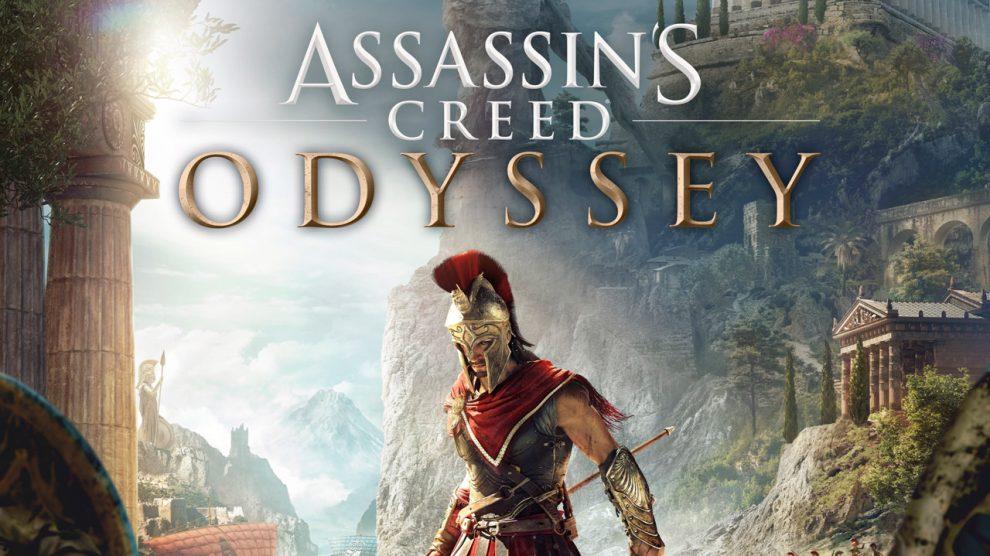 اندازه نقشه بازی Assassin's Creed Odyssey