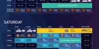 تاریخ برگزاری مسابقات EVO 2018
