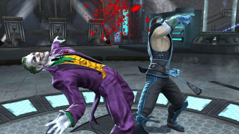 ساخت بازی Mortal Kombat vs DC Universe 2