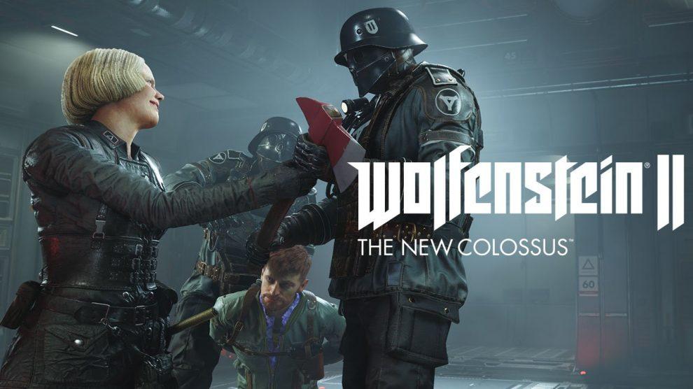 فروش ضعیف بازی Wolfenstein 2 روی PC