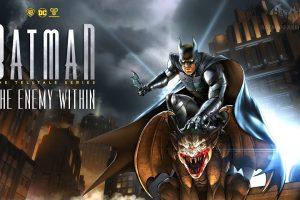 بازی Batman The Enemy Within برای Nintendo Switch