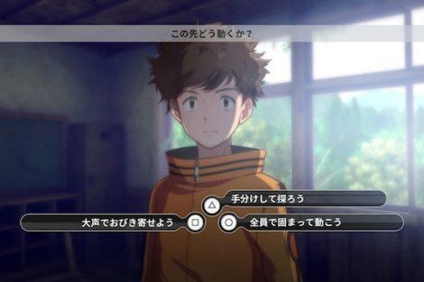 اولین تصاویر از بازی Digimon Survive