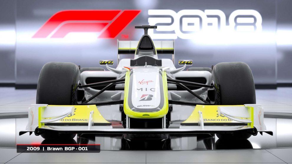 فهرست کامل اتومبیلهای بازی F1 2018