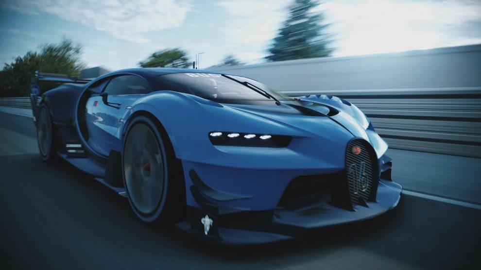 بهروزرسانی جدید بازی Gran Turismo Sport