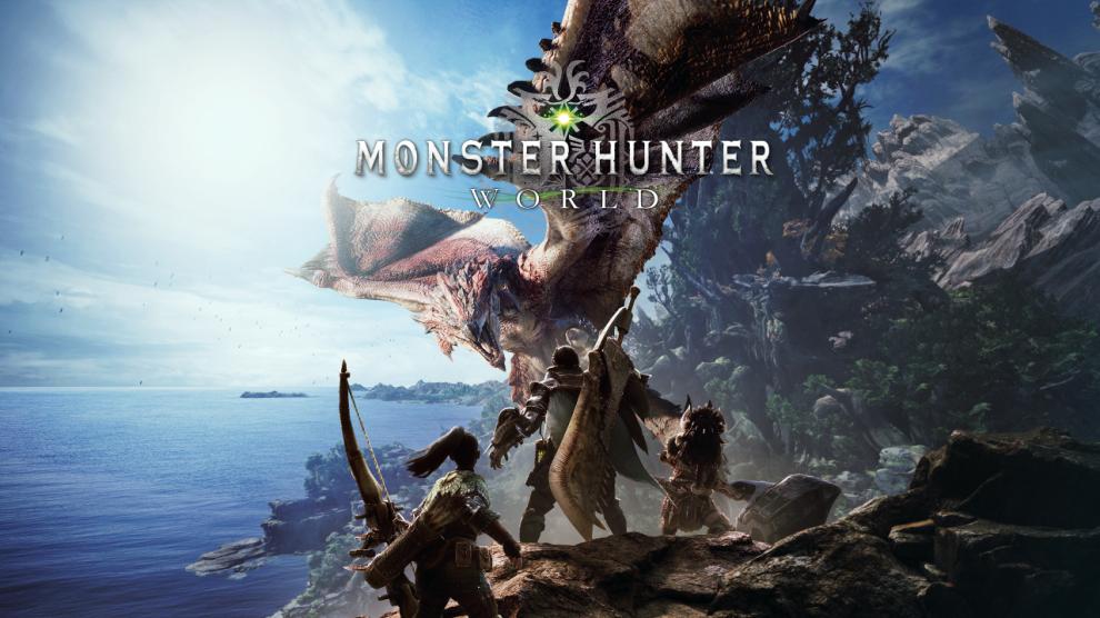 انیمیشن سه بعدی Monster Hunter World