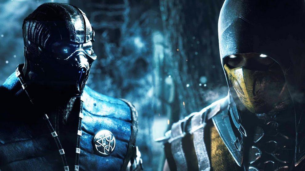 شخصیتهای فیلم Mortal Kombat