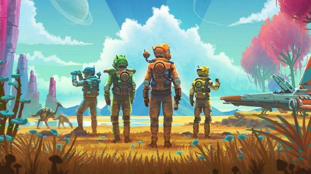 بخش چندنفره در زمان توسعه از بازی No Mans Sky حذف شده