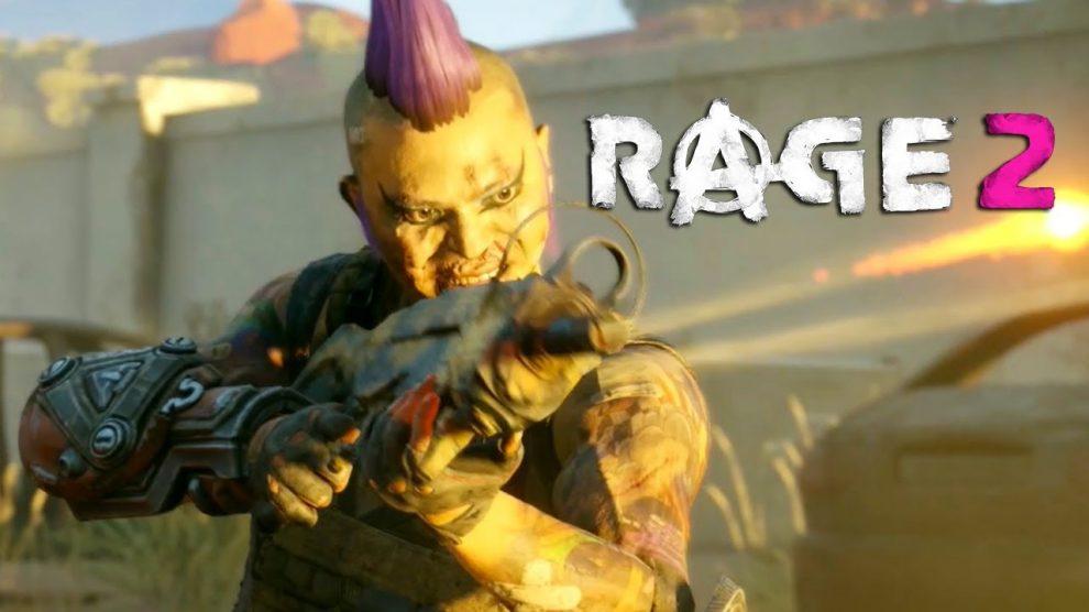 رضایت کارگردان بازی Rage 2