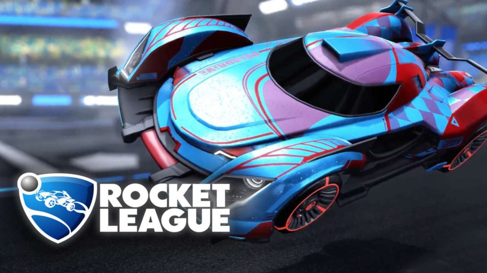 بهروزرسانی جدید Rocket League