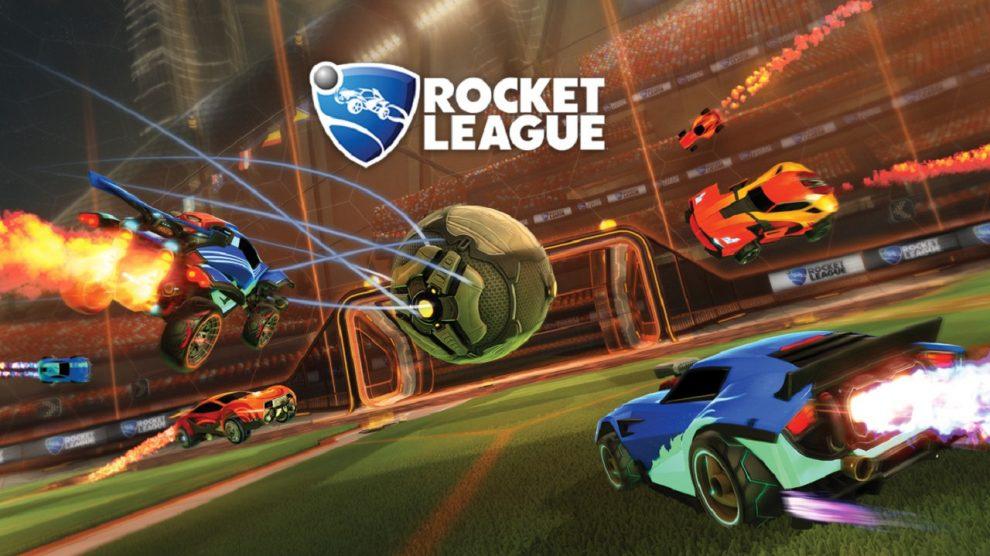 حضور بخش اصلی گیمرهای بازی Rocket League روی PS4