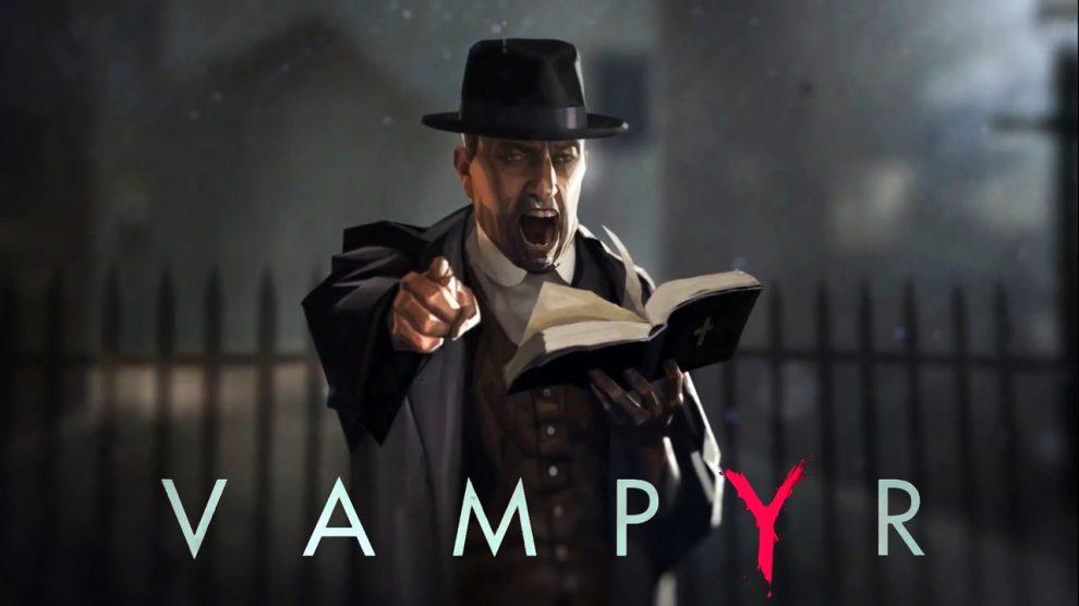 فروش 450 هزار نسخهای بازی Vampyr