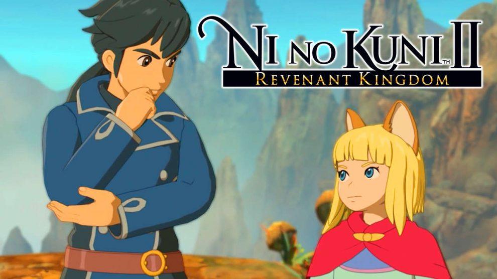 بسته قابل دانلود رایگان بازی Ni no Kuni 2