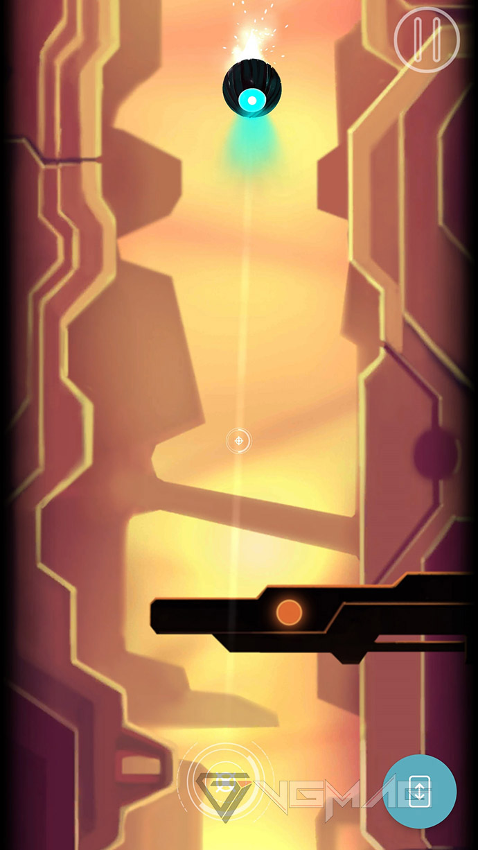 بررسی بازی موبایلی مگنیس