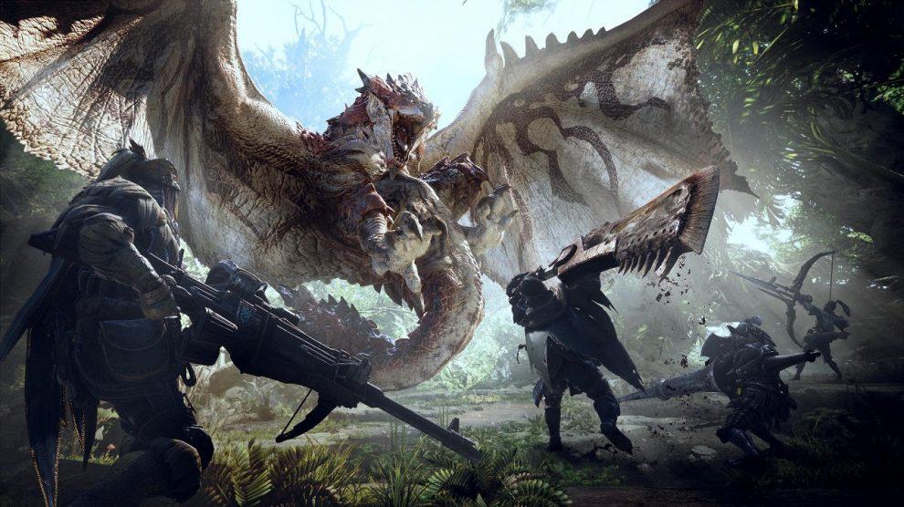 فروش دو میلیون نسخه از بازی Monster Hunter World در استیم