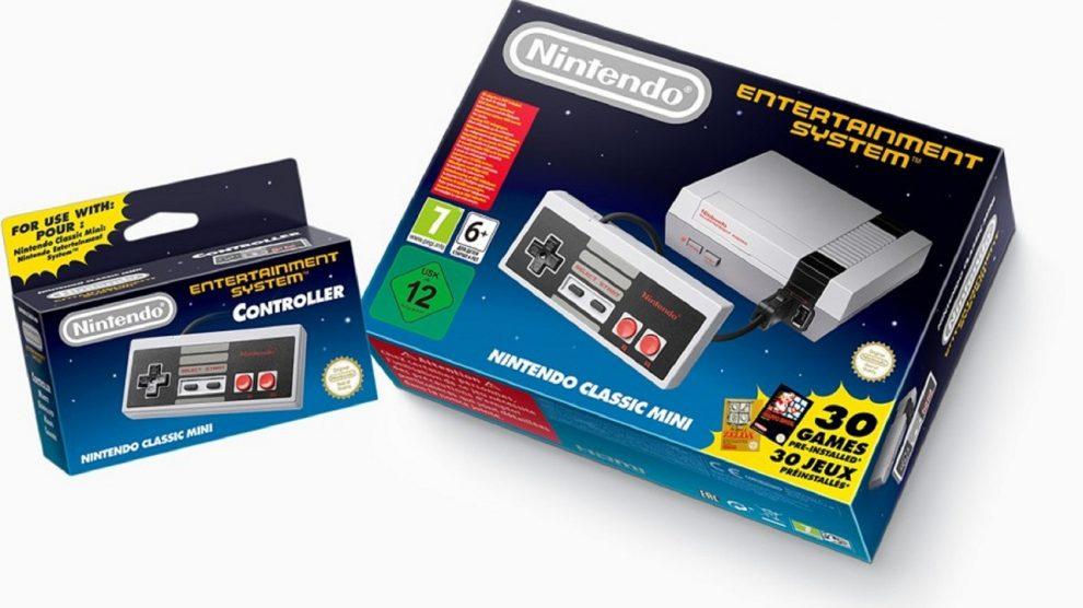 صدرنشینی NES Classic Editon و PS4 در گزارش NPD از بازار آمریکا