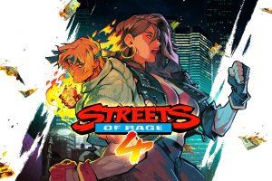 بازی Street of Rage 4 معرفی شد
