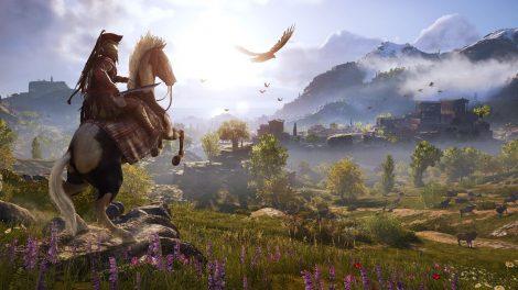 اطلاعاتی جدید از مبارزات در بازی Assassin's Creed Odyssey