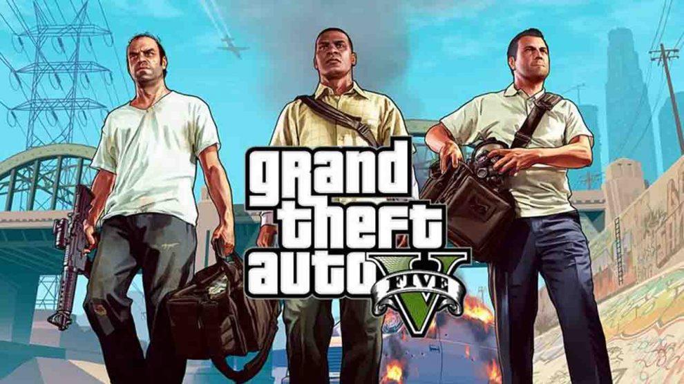 چیزی تا فروش 100 میلیون نسخه از GTA 5 باقی نمانده