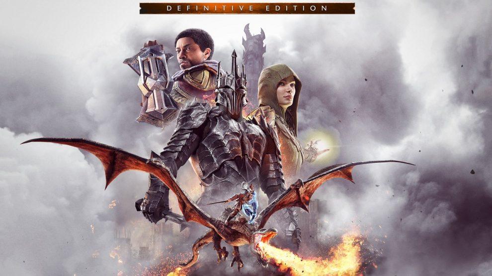 نسخه Definitive Edition بازی Middle-earth: Shadow of War معرفی شد
