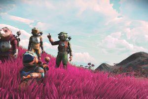 تعداد کاربرهای فعال بازی No Man's Sky به 2 میلیون نفر رسید