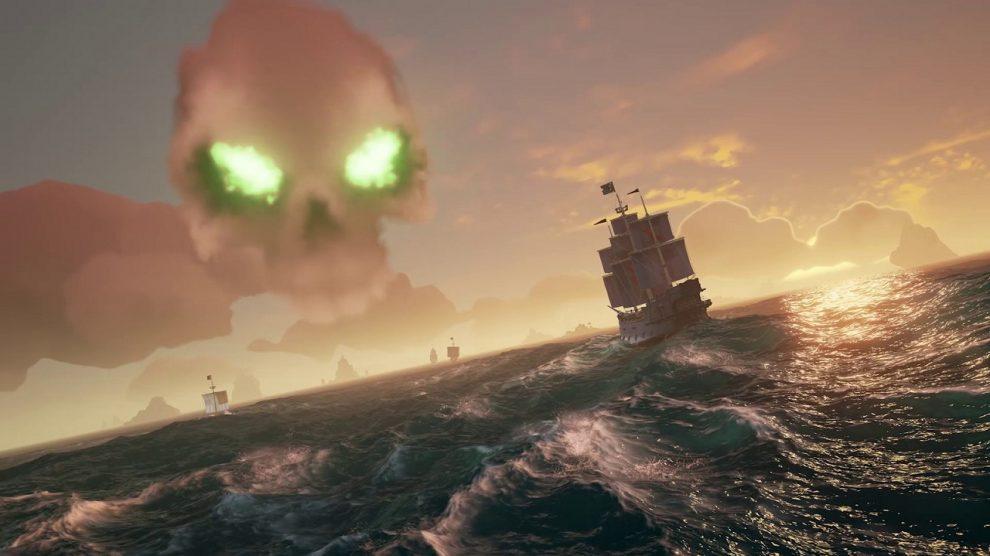 تعداد مخاطبهای بازی Sea of Thieves از 5 میلیون نفر گذشت