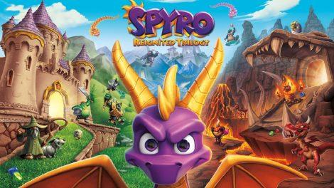 تاخیر در عرضه بازی Spyro Reignited Trilogy