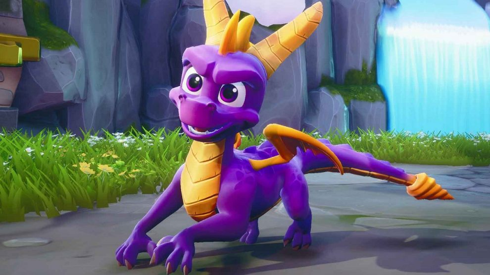 نسخه فیزیکی Spyro Reignited Trilogy قسمت دوم و سوم را به همراه ندارد