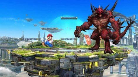 علاقه Blizzard به حضور Diablo در Super Smash Bros Ultimate