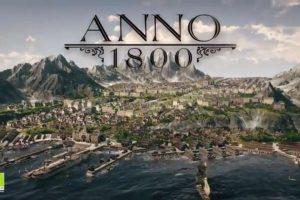 گیمپلی بازی Anno 1800
