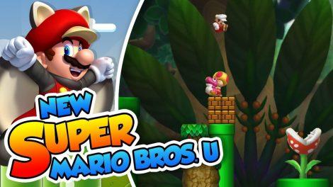 بازی New Super Mario Bros U برای Nintendo Switch