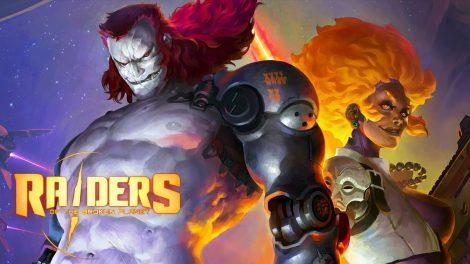 تغییر Raiders of the Broken Planet به Spacelords