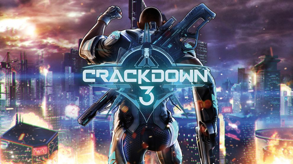 سازندگان بازی Crackdown 3