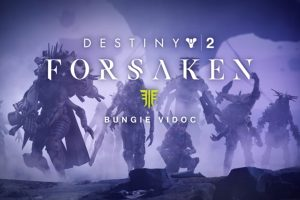 مایش بازی Destiny 2: Forsaken در Gamescom 2018
