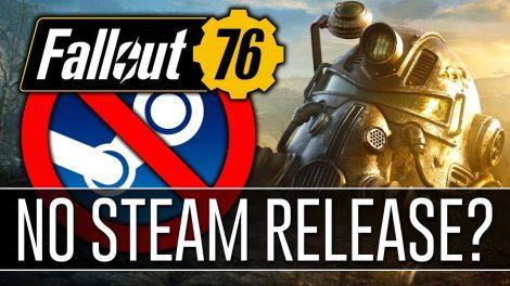 کمپانی Bethesda برنامهای برای ترک Steam ندارد