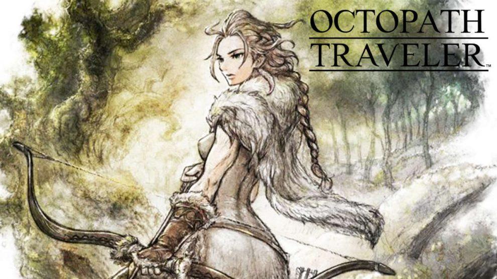 موجودی بازی Octopath Traveler در ژاپن