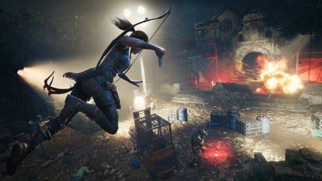 بازی Shadow of the Tomb Raider برای Nintendo Switch