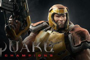 شخصیتهای Bethesda در بازی Quake Champions