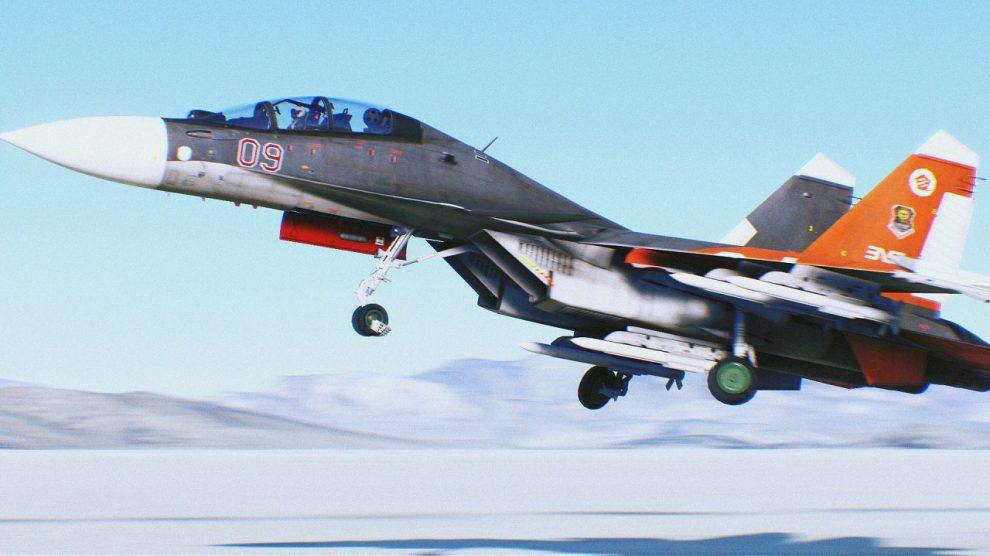 هنوز تمامی هواپیماهای Ace Combat 7 به نمایش در نیامده
