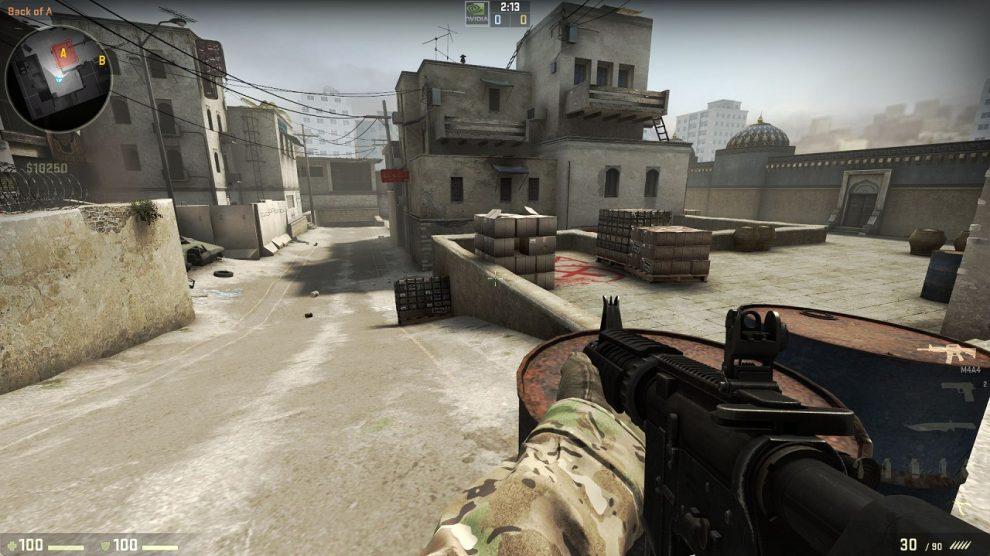 نسخه رایگان بازی Counter-Strike: Global Offensive عرضه شد
