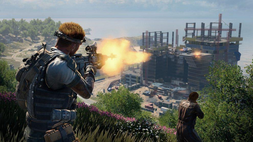 تعداد گیمرهای حالت بتل رویال بازی Call of Duty: Black Ops 4 مشخص شد
